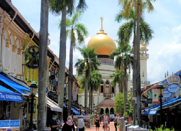 Kampong Glam - One of the Coolest Neighbourhoods in the World